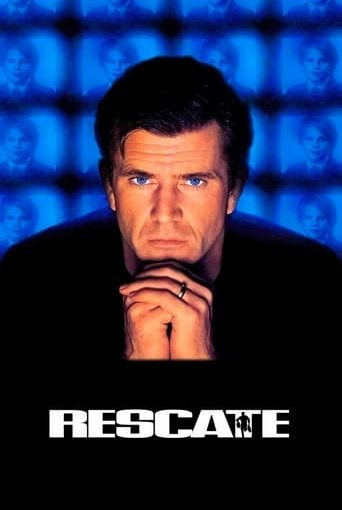 "Poster for the movie ""Rescate (Ransom)"""