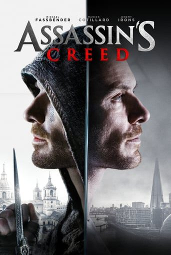 "Poster for the movie ""Assassin's Creed"""