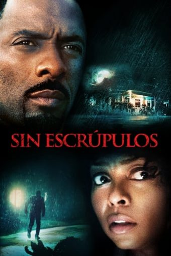 """Poster for the movie """"Sin escrúpulos"""""""