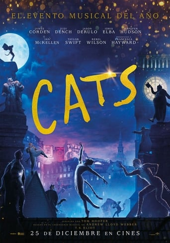 """Poster for the movie """"Cats"""""""
