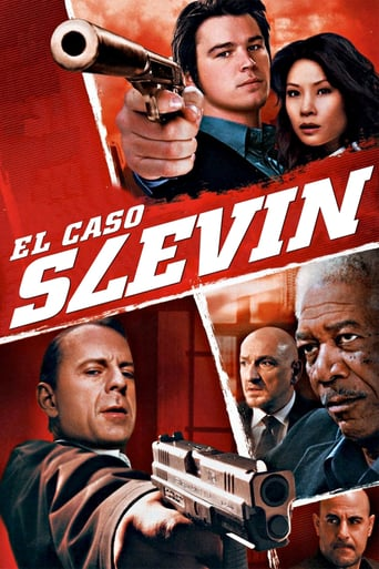 """Poster for the movie """"El caso Slevin"""""""