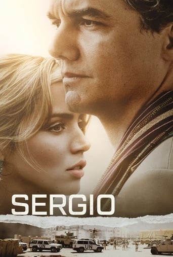 """Poster for the movie """"Sergio"""""""