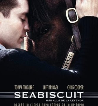 "Poster for the movie ""Seabiscuit, más allá de la leyenda"""