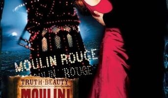 """Poster for the movie """"Moulin Rouge"""""""