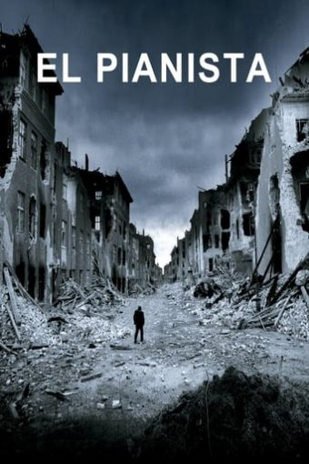 """Poster for the movie """"El pianista"""""""