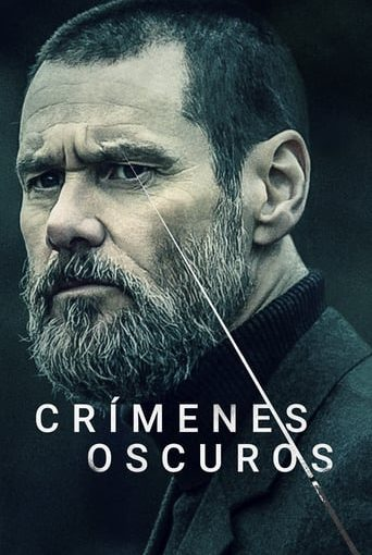 """Poster for the movie """"Crímenes oscuros"""""""