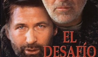 Poster for the movie «El desafío»