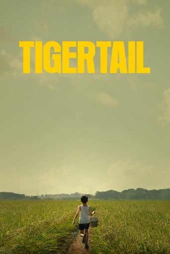 """Poster for the movie """"Tigertail"""""""