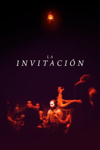 "Poster for the movie ""La invitación"""