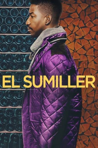 "Poster for the movie ""El sumiller"""