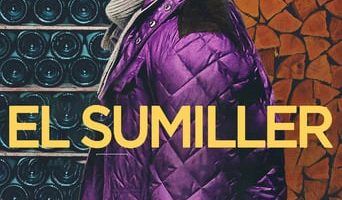 Poster for the movie «El sumiller»