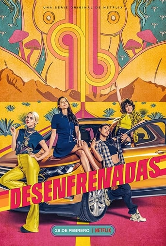 "Poster for the movie ""Desenfrenadas"""
