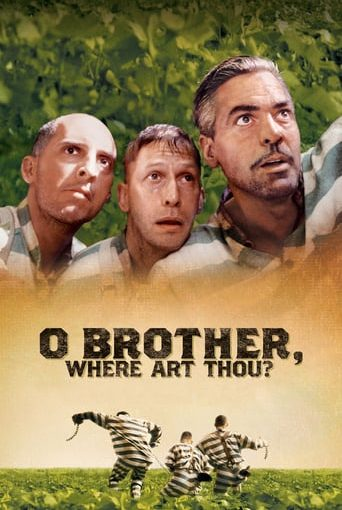 "Poster for the movie ""O Brother!"""