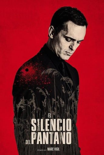 "Poster for the movie ""El silencio del pantano"""