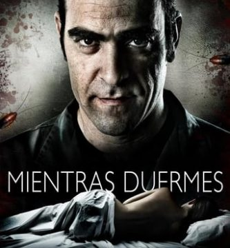 "Poster for the movie ""Mientras duermes"""