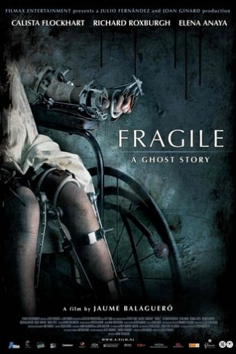 """Poster for the movie """"Frágiles"""""""