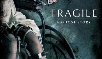 "Poster for the movie ""Frágiles"""
