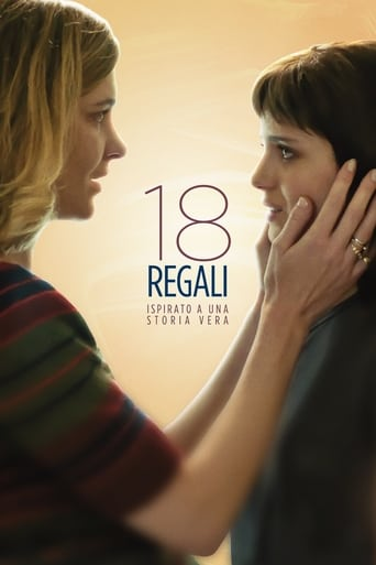 "Poster for the movie ""18 regali"""