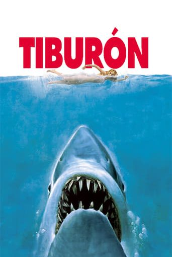"""Poster for the movie """"Tiburón"""""""