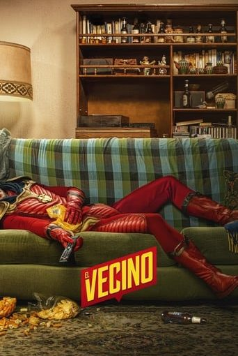 "Poster for the movie ""El Vecino"""