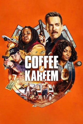 """Poster for the movie """"Coffee & Kareem"""""""