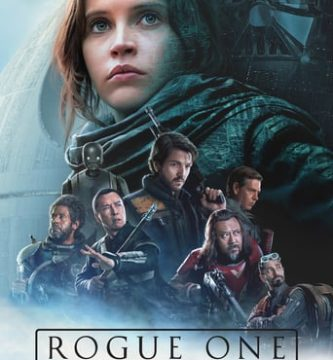 "Poster for the movie ""Rogue One: Una historia de Star Wars"""