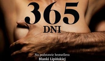 "Poster for the movie ""365 dni"""