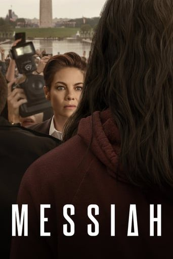 "Poster for the movie ""Mesías"""