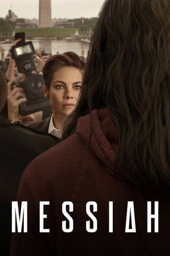 """Poster for the movie """"Mesías"""""""
