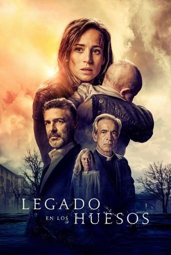 "Poster for the movie ""Legado en los huesos"""