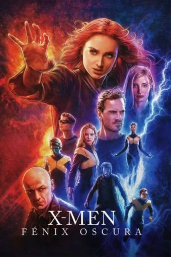 "Poster for the movie ""X-Men: Fénix oscura"""