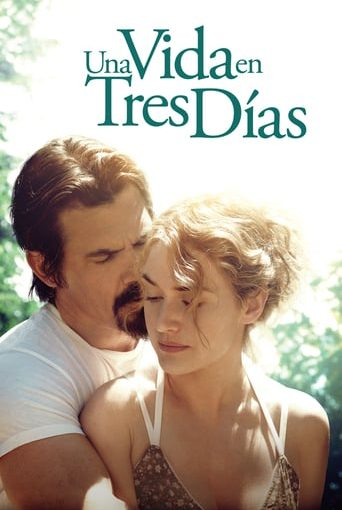 "Poster for the movie ""Una vida en tres días"""