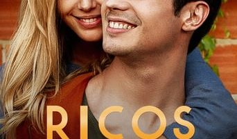 "Poster for the movie ""Ricos de amor"""