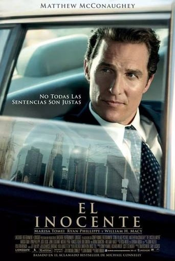 "Poster for the movie ""El inocente"""