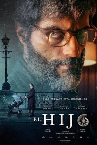 """Poster for the movie """"El hijo"""""""