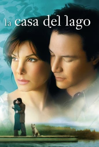 "Poster for the movie ""La casa del lago"""
