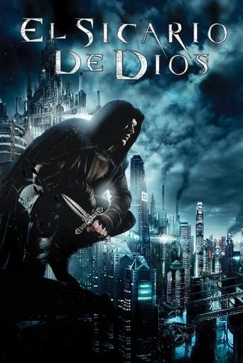 "Poster for the movie ""El sicario de Dios"""