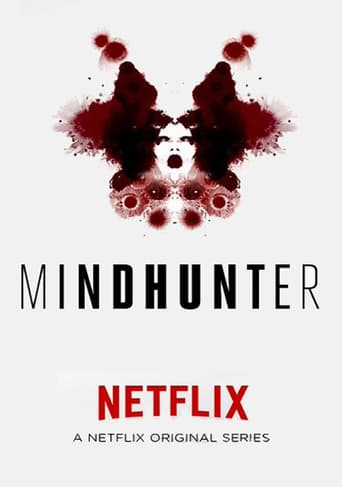 "Poster for the movie ""Mindhunter"""