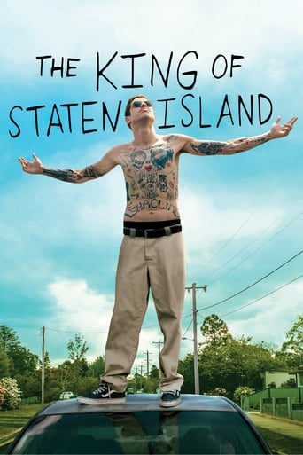 """Poster for the movie """"The King of Staten Island"""""""