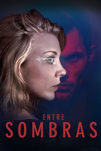"""Poster for the movie """"Entre sombras"""""""