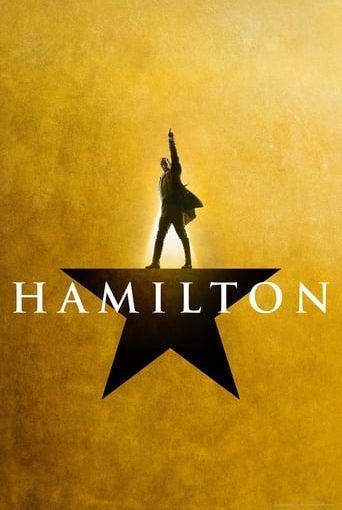 "Poster for the movie ""Hamilton"""