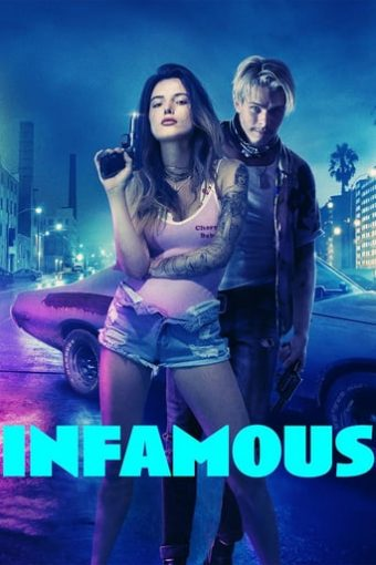 """Poster for the movie """"Infamous"""""""