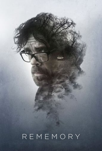 "Poster for the movie ""Rememory"""