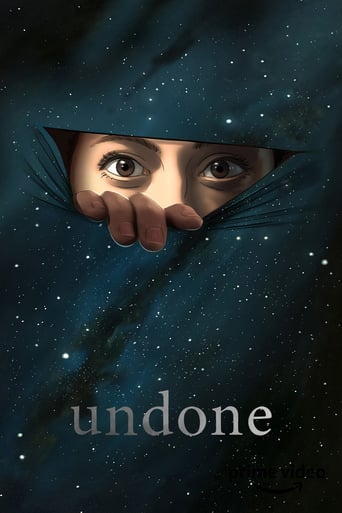 """Poster for the movie """"Undone"""""""