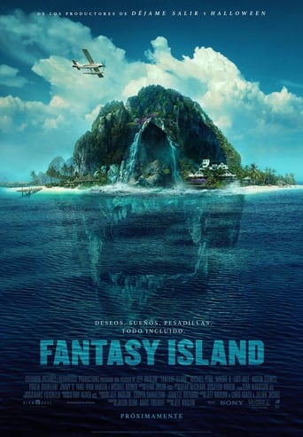 "Poster for the movie ""Fantasy Island"""