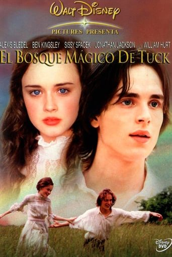 "Poster for the movie ""El bosque mágico de Tuck"""