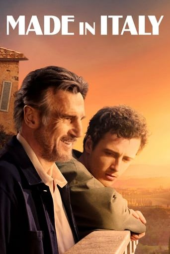 """Poster for the movie """"Made in Italy"""""""