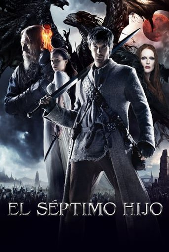 """Poster for the movie """"El séptimo hijo"""""""