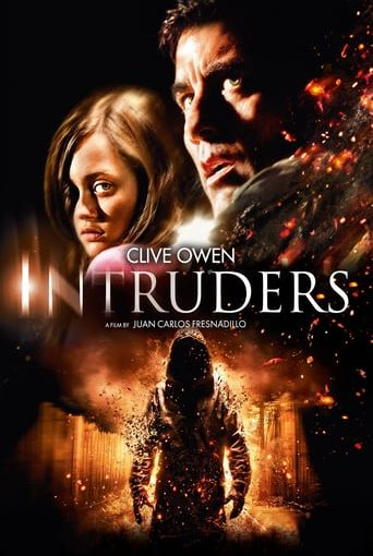 """Poster for the movie """"Intruders"""""""