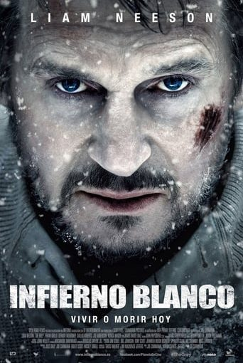 """Poster for the movie """"Infierno blanco"""""""